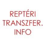Reptéri transzfer Info